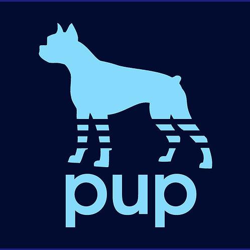 PUP AD / HTS