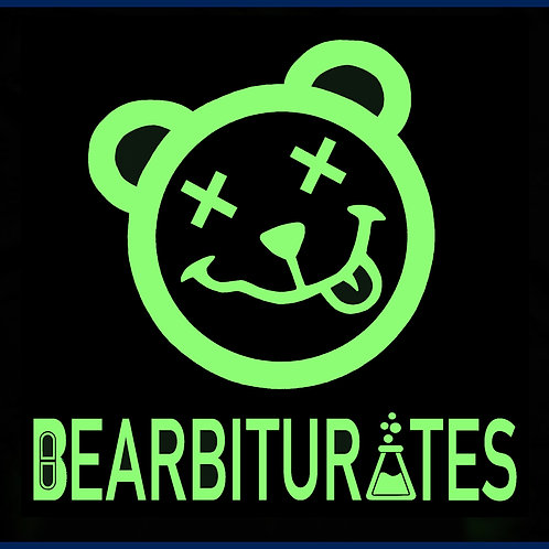 BEARBITURATES / TS GLW