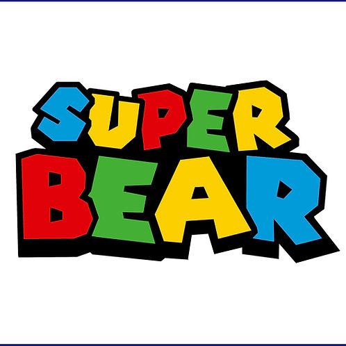 SUPER BEAR COLOURS / TS