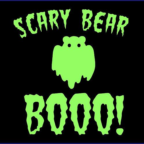 SCARY BEAR BOOO/ / TV GLW