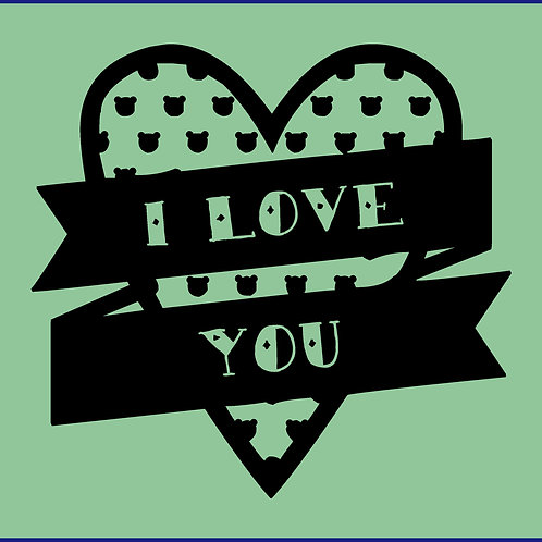 I LOVE YOU 2 / TV