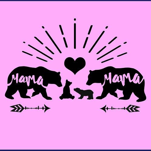 TWO MAMA BEARS / TS