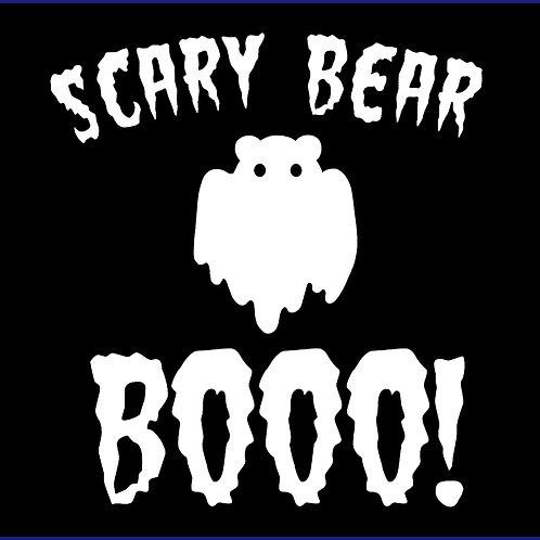 SCARY BEAR BOOO! / TV