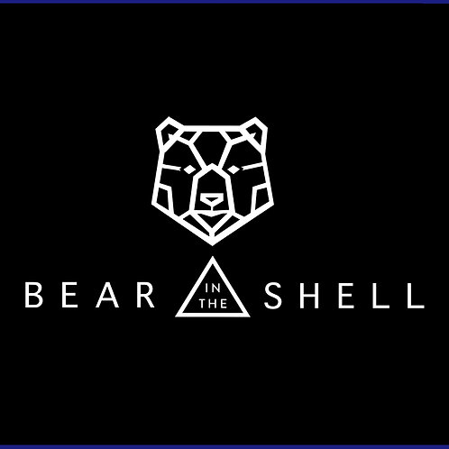 BEAR IN THE SHELL / BAG