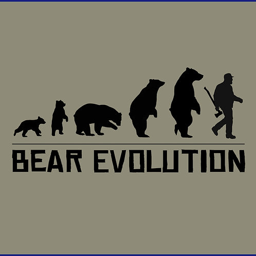 BEAR EVOLUTION / HD