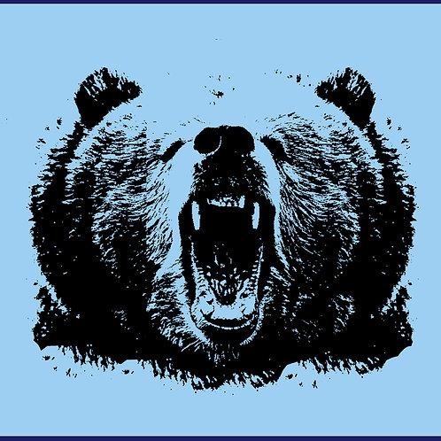 ANGRY BEAR / MUG