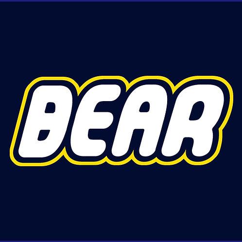 LEGO BEAR / TV