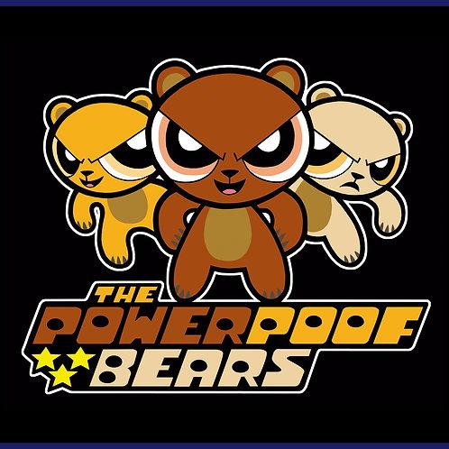 THE POWERPOOF BEARS / TS