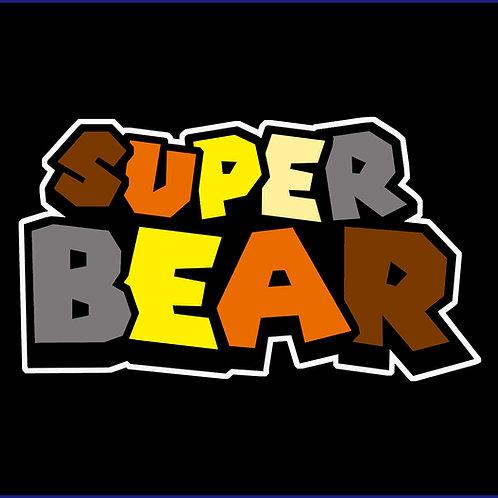 SUPER BEAR / TV
