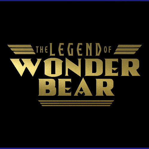 THE LEGEND OF WONDER BEAR / TV
