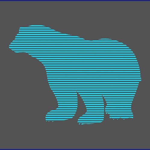 MOIRE BEAR / TS