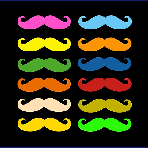 COLOUR ME MOVEMBER / TS
