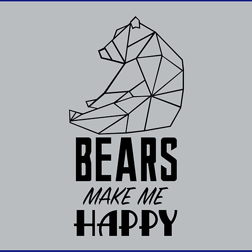 BEARS MAKE ME HAPPY / TV