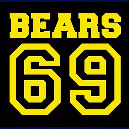 BEARS 69 / HD