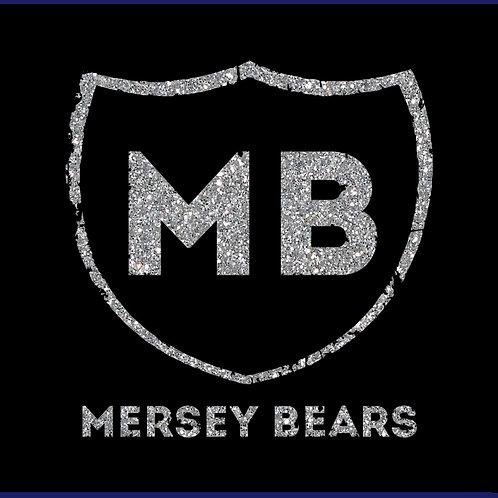 MERSEY BEARS  / GLITTER TS
