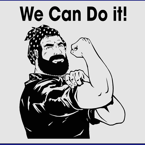 WE CAN DO IT! / TS