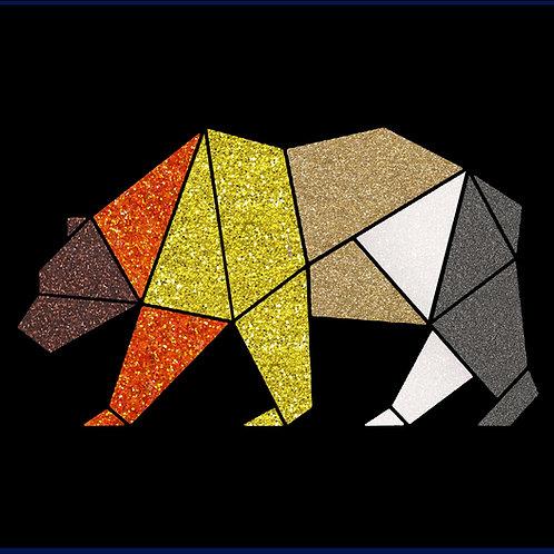 BEAR ORIGAMI / TV GTR