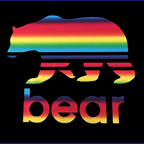 RAINBOW BEAR 3 / TS