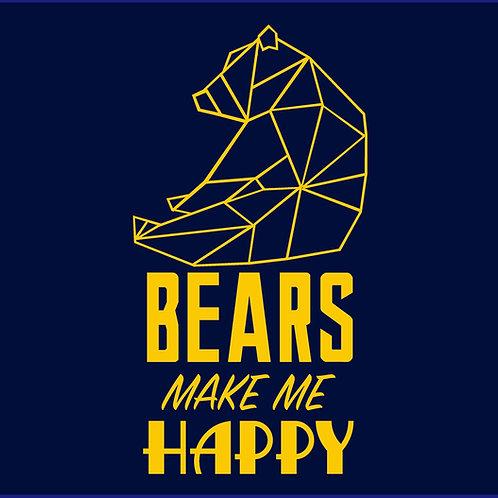 BEARS MAKE ME HAPPY / TS