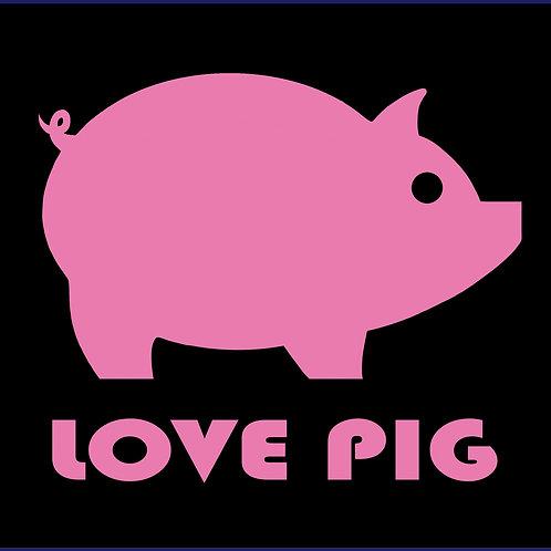 LOVE PIG / TV