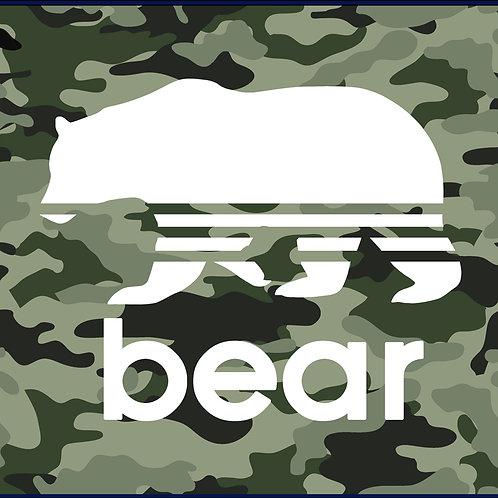 BEAR 3 / HD CAMO