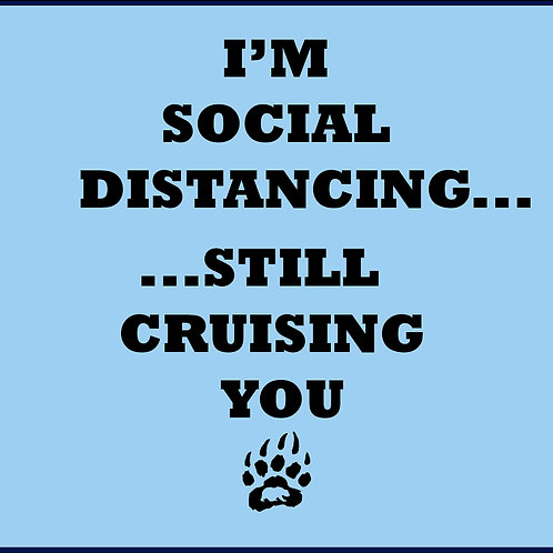 I'M SOCIAL DISTANCING... / TS