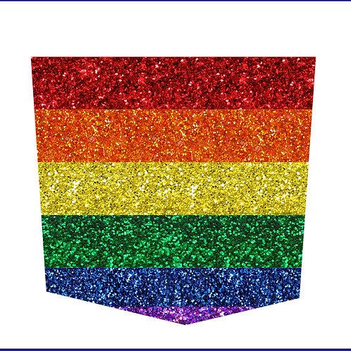 POCKET GAY FLAG / TS GTR
