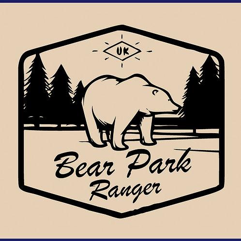 BEAR PARK RANGER / TS