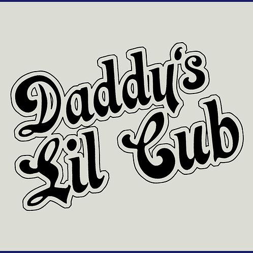 DADDY'S LIL CUB / 2TS