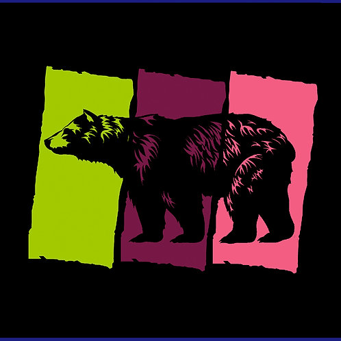 PAINT PATCH BEAR / TS