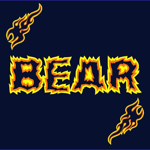 FIERY BEAR / TS