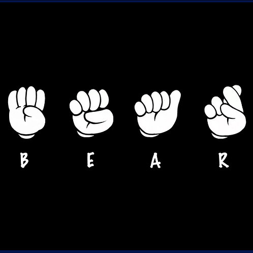 "INTERNATIONAL SIGN LANGUAGE ""BEAR"" / TV"