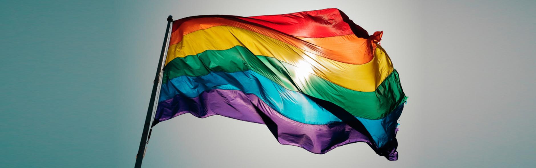 FLAG PRIDE VUELTA