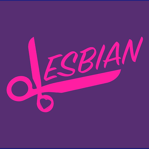 LESBIAN SCISSORS / BLS
