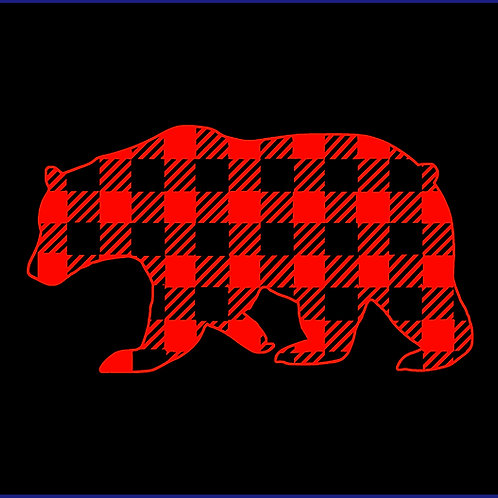 BEAR PLAID / HD