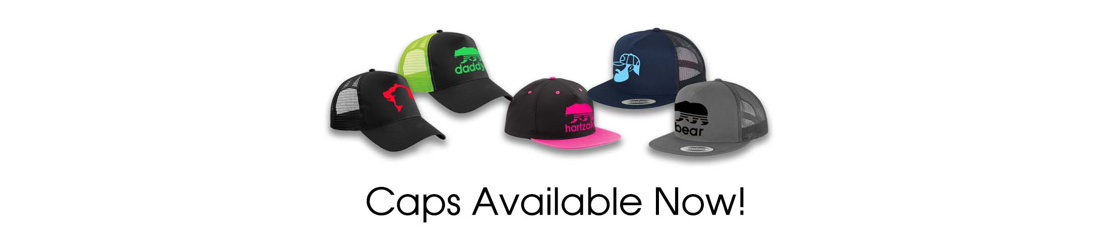 CAPS AVAILABLE NOW 1