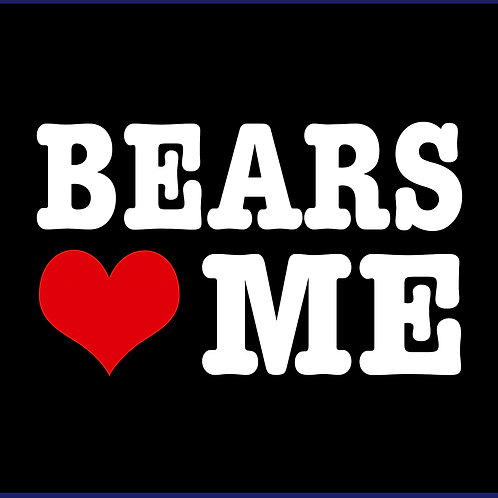 BEARS LOVE ME / TV