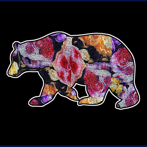 FLORAL BEAR / BH