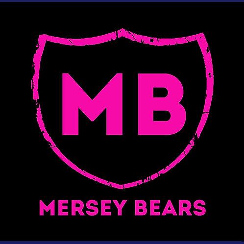 MERSEY BEARS 2 WORDS / TS