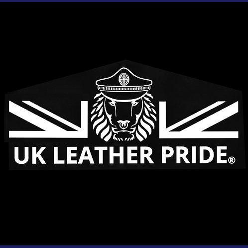 UK LEATHER PRIDE WHITE / TS