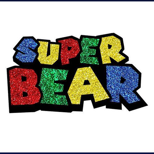 SUPER BEAR COLOURS / TV GTR