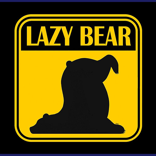 LAZY BEAR / TV