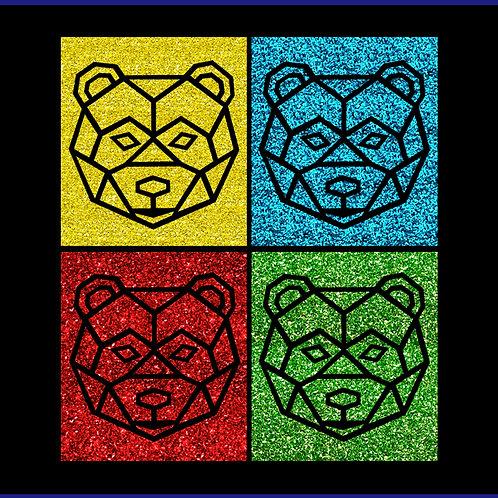 POP ART BEAR / TV GTR