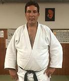 presidente e allenatore judo