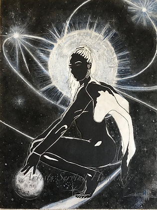 My Soul Sister Moon