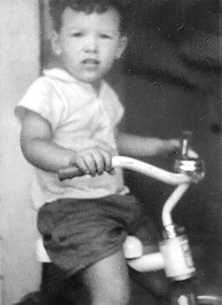 Kelsey Gleghorn childhood photo