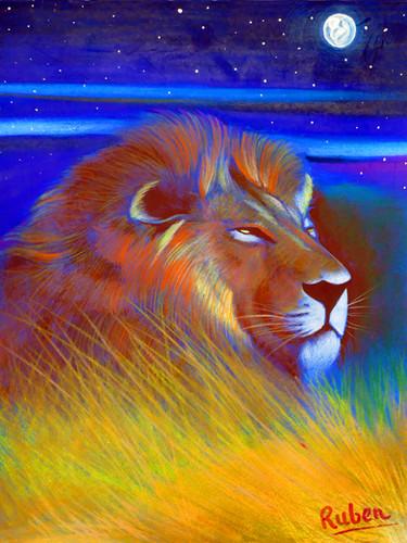 #2 Martinez, R. - The Lion