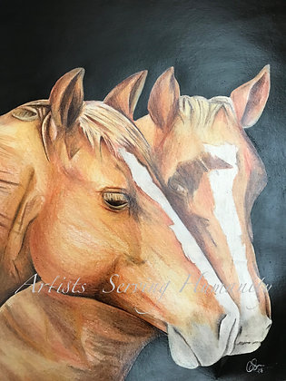 Love - Two Horses