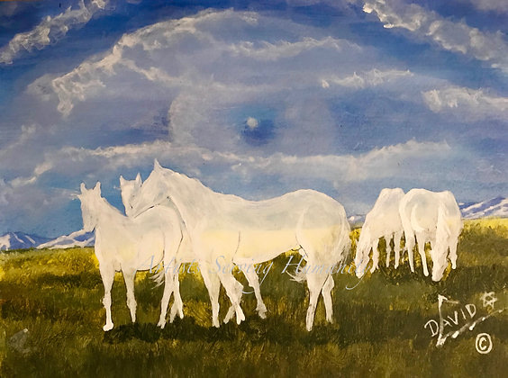 Making Horses