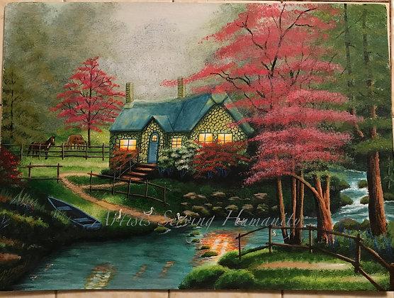 Riverside Cabin